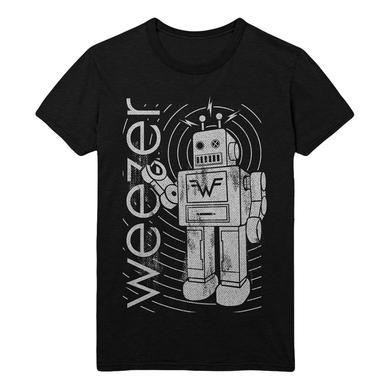 Weezer Robot Tee