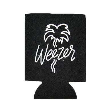 Weezer Palm Tree Koozie