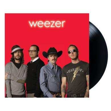 Weezer Red Album Deluxe 2LP Edition Vinyl