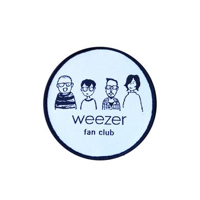 Weezer Fanclub Patch