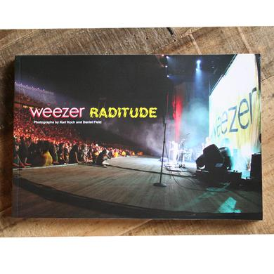 Weezer Raditude Book