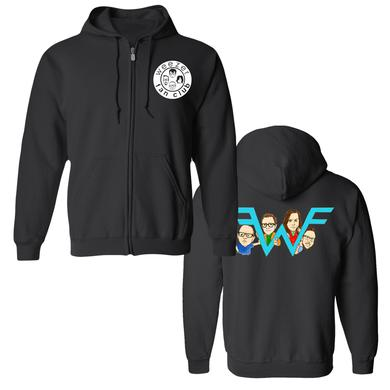 Weezer Fanclub Hoodie
