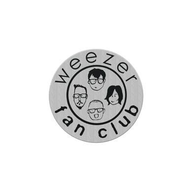 Weezer Fanclub Faces Patch