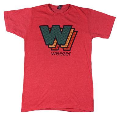 Weezer 3W Canada Tour Tee