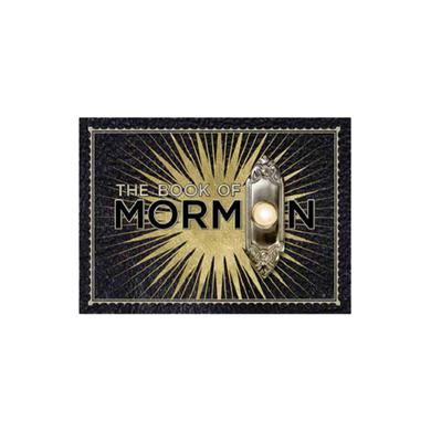 Book Of Mormon Starburst Magnet