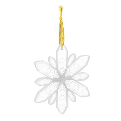 Book Of Mormon Snowflake Ornament