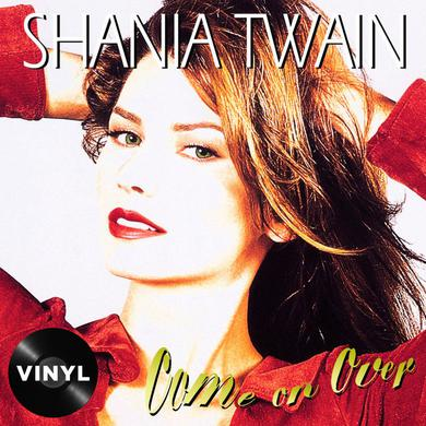 Shania Twain Come On Over Vinyl