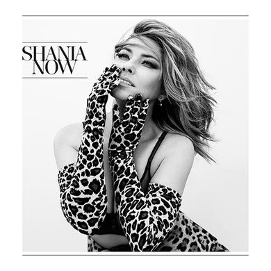 Shania Twain Now Cover Art Poster