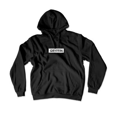 Gryffin Box Hoodie / Black