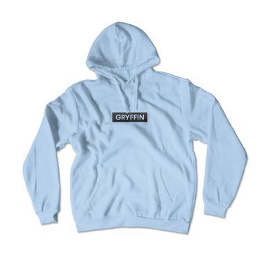 Gryffin Box Hoodie / Blue