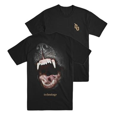 DON BROCO Dog Face T-Shirt