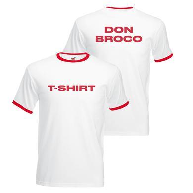 DON BROCO T-Shirt Song Ringer T-Shirt