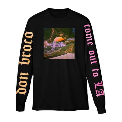 DON BROCO Come Out To LA Long Sleeve T-Shirt