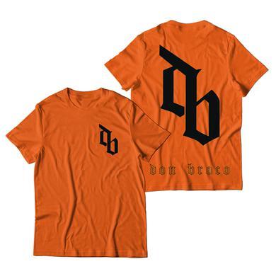 DON BROCO DB T-Shirt (Orange)