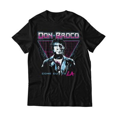 DON BROCO Cyborg T-Shirt