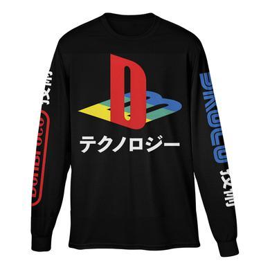 DON BROCO Video Games Long Sleeve T-Shirt