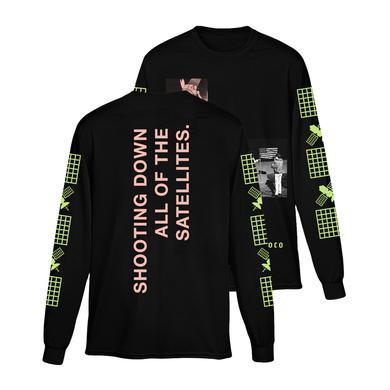 DON BROCO Satellites Long Sleeve T-Shirt