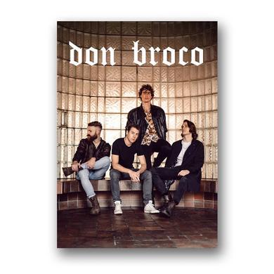 Don Broco Poster
