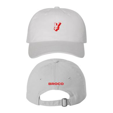 DON BROCO White ¥ Cap