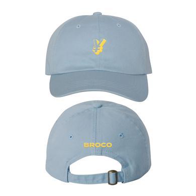 DON BROCO Blue ¥ Cap