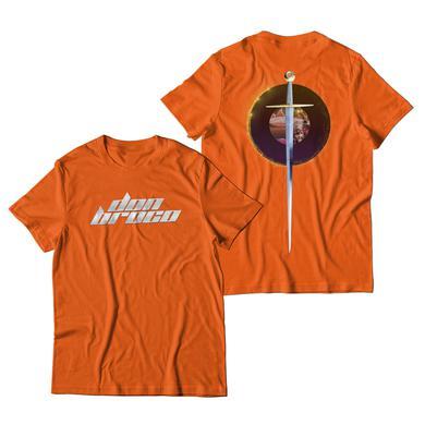 DON BROCO Orange Sword T-Shirt