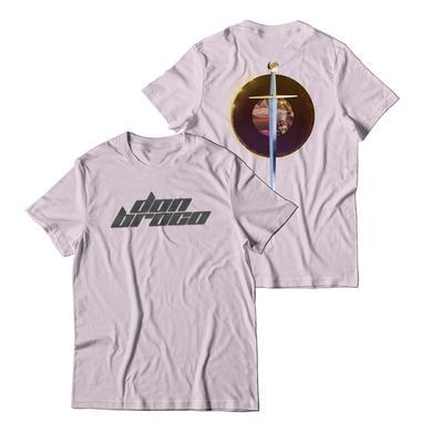 DON BROCO Pink Sword T-Shirt