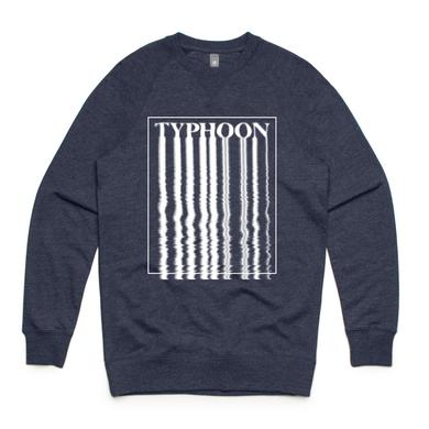 Typhoon 'Warp' Crewneck Sweatshirt