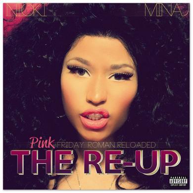 Nicki Minaj Pink Friday: Roman Reloaded - The Re-Up Deluxe CD