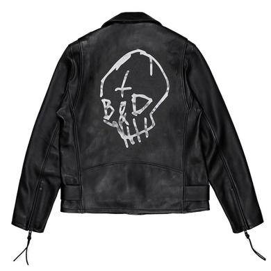 G-Eazy TB&D Skull Moto Jacket