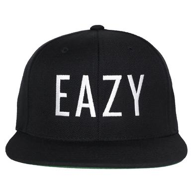 G-Eazy EAZY SNAPBACK BLK