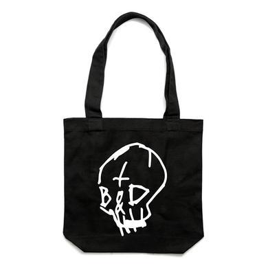 """G-Eazy TB&D """"Mono-Skull"""" Tote Bag"""