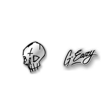 G-Eazy TB&D Tour Pin Set