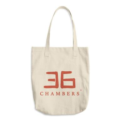 Wu-Tang Clan 36 Chambers Red Logo Tote