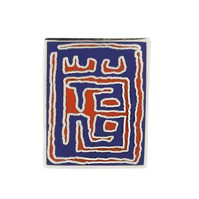 Wu-Tang Clan Wu Seal Pin