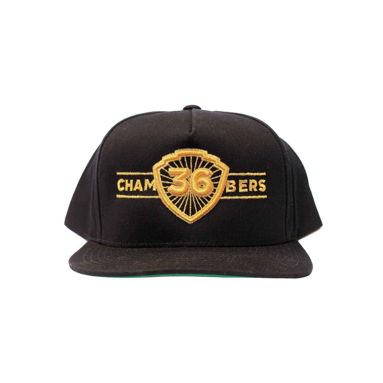 Wu-Tang Clan 36th Chamber Shield Hat d3c7a1be85a