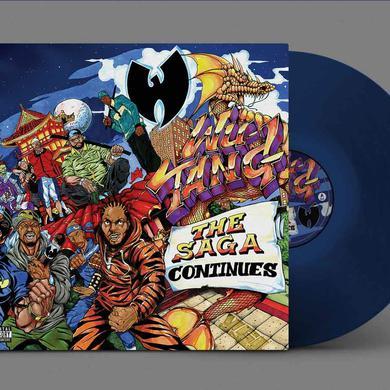 Wu-Tang: The Saga Continues Vinyl