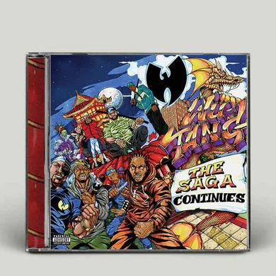 Wu-Tang: The Saga Continues CD