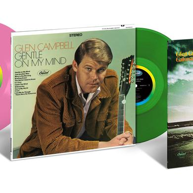 Glen Campbell Classic Album Color Vinyl Bundle