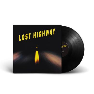 Nine Inch Nails LOST HIGHWAY OST REISSUE BLACK 2XLP