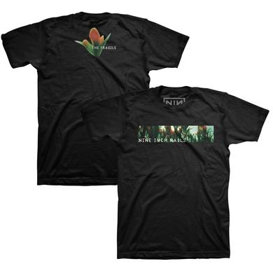 Nine Inch Nails FRAGILE CROP TEE