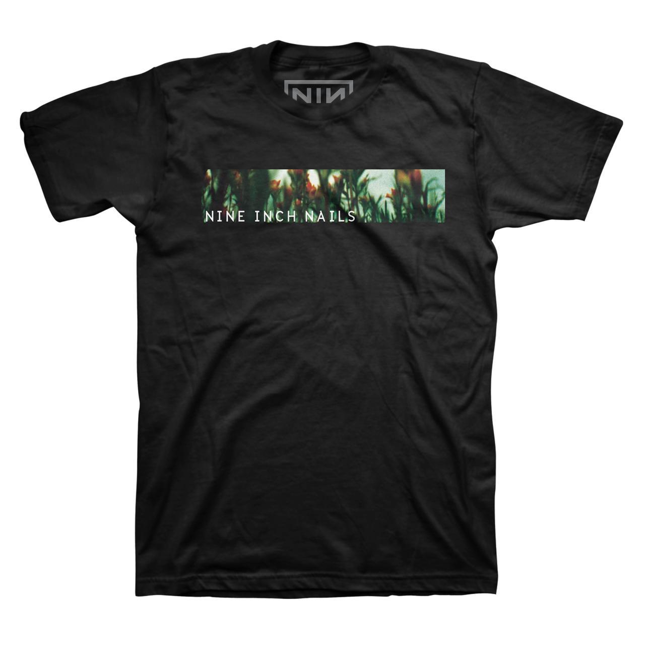 Nine Inch Nails FRAGILE CROP TEE