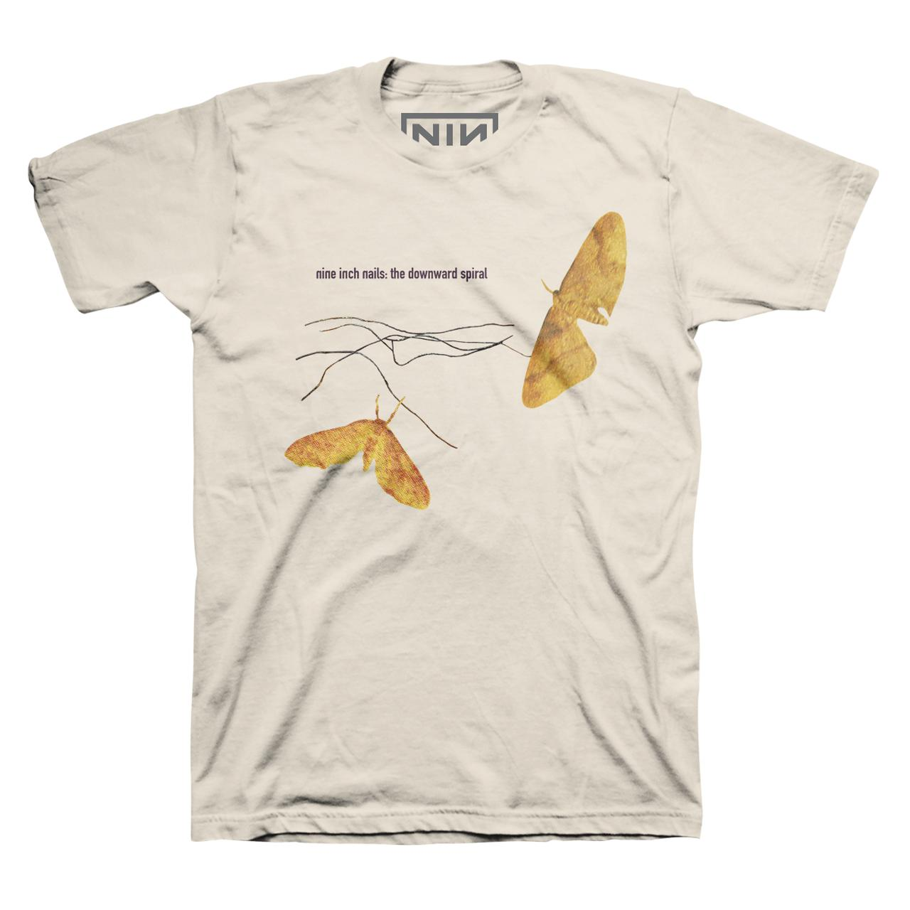 Nine Inch Nails MOTH TEE