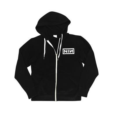 Nine Inch Nails LOGO ZIP-UP HOODIE