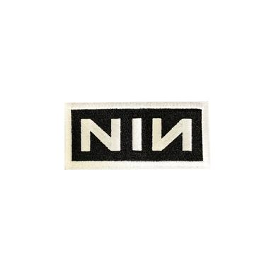 Nine Inch Nails NIN LOGO PATCH