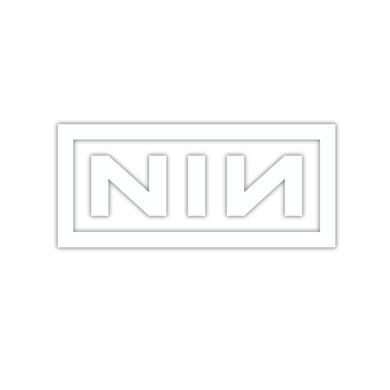Nine Inch Nails NIN LOGO DECAL