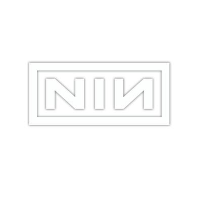 Nine Inch Nails NIN LOGO DECAL
