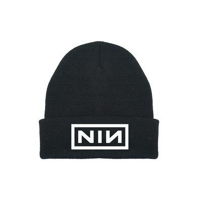 Nine Inch Nails NIN FOLDOVER BEANIE