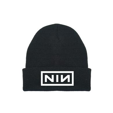 Nine Inch Nails NIN FOLDOVER BEANIE