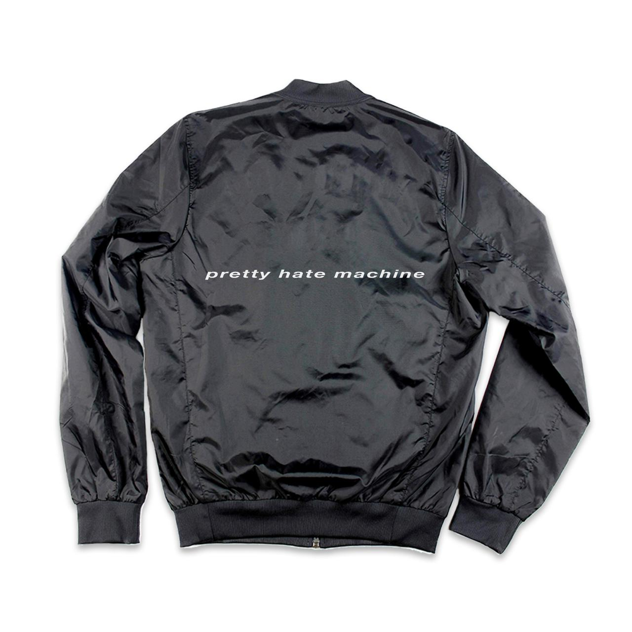 Nine Inch Nails PRETTY HATE MACHINE BOMBER JACKET