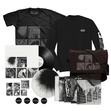 Nine Inch Nails BAD WITCH DELUXE BUNDLE